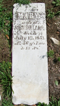 Mary Polly <i>West</i> Bullard