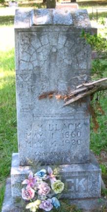Rev Jasper Marion Black