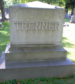 Lucinda Jane <i>Grant</i> Trenner
