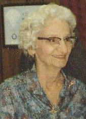 Annie Irene <i>Girten</i> Girten