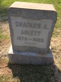 Charles Alexander Ablett