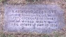 Raymond Cuthbert Ablett