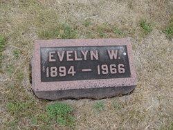 Mrs Evelyn Virginia <i>Wingate</i> Brown