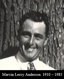Marvin Leroy Anderson