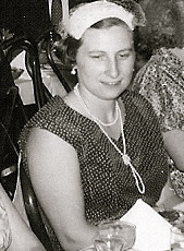 Louise M <i>Schuler</i> Cresson