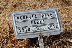 Genevia <i>Reed</i> Parks