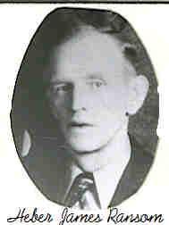 Heber James Ransom