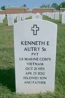 Kenneth Eugene Autry, Sr