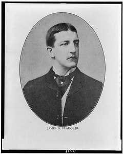 James G. Blaine, Jr