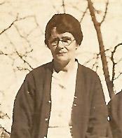 Mary Estelle Miss Molly <i>Furney</i> Leonard