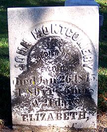 Elizabeth <i>Harris</i> Montgomery
