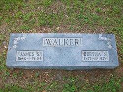 Bertha S. <i>Parker</i> Walker