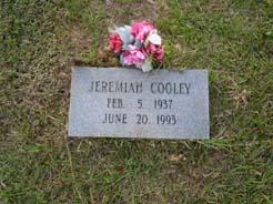 Jeremiah Cooley