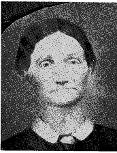 Mrs Sarah Ellen <i>Mock</i> Kinnick