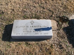 Lloyd Hughes Armstrong