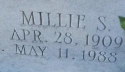 Millie S Bailey