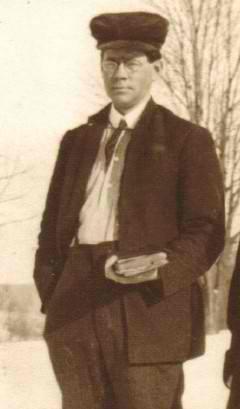 Rev Wallace Henry Sweeney