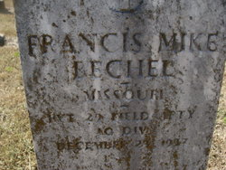 Francis Michael Mike Bechel