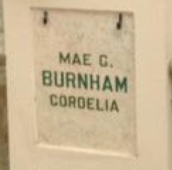 Cordelia Burnham