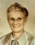 Maude F. <i>Long</i> Bates