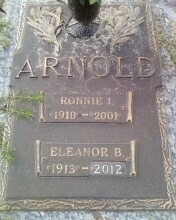 Ronnie I. Arnold