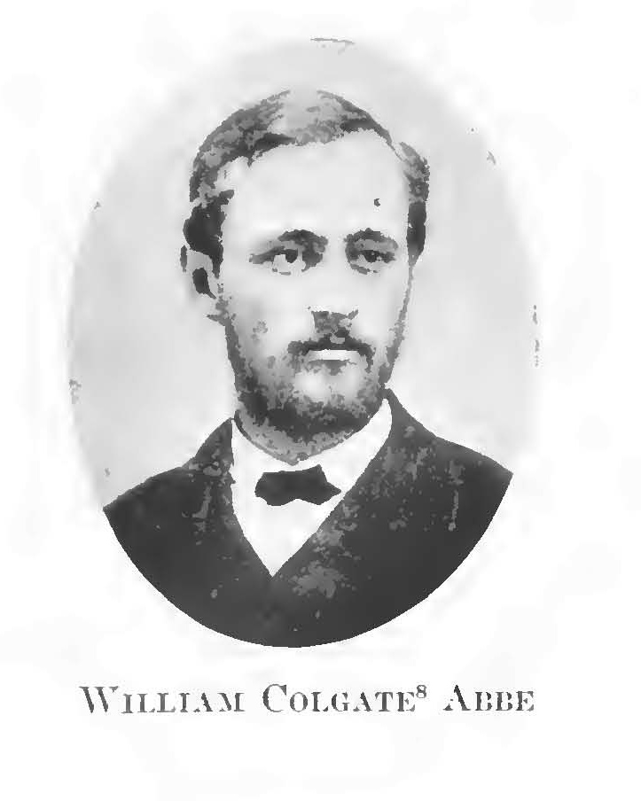 William Colgate Net Worth