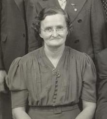 Ethel Dorthy <i>Powell</i> Cates