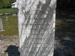 Lucy Emeline <i>Dailey</i> Langston