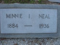 Minnie I. Neal