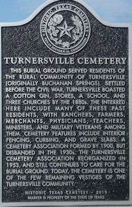 Turnersville Cemetery