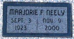 Marjorie Frances <i>Reeves</i> Aikins-Neely