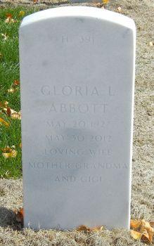 Gloria L <i>Biggs</i> Abbott