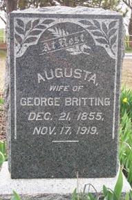 Augusta Britting