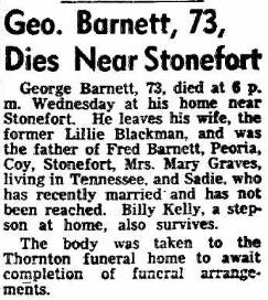 George Barnett