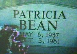 Patricia Delores <i>Harvey</i> Bean