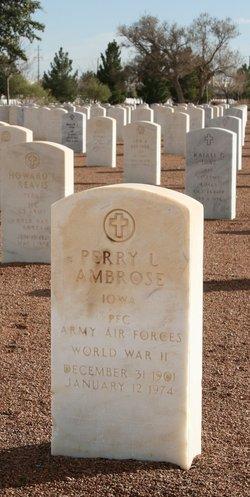 Perry L Ambrose