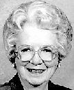 Sarah Ann Sally <i>Buchanan</i> Roebuck