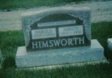 Annie May Nance <i>Winterbottom</i> Himsworth