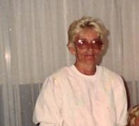 Ethel Mae <i>Colwell</i> Homley