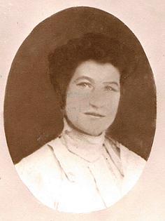 Nellie Florence <i>Piburn</i> Brady
