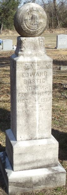Edward Bostic Andrews