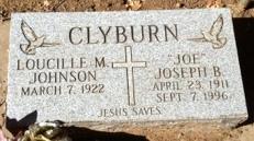 Loucille M. <i>Johnson</i> Clyburn