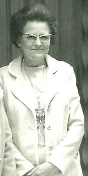 Adella Martha <i>Geise</i> Feichter