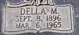 Della May <i>Johnson</i> Gaither
