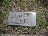 Charles M Fawcett