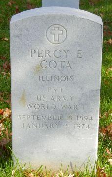 Percy Eben Cota