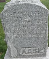Sicric Aase