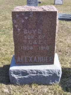 Guy D. Alexander