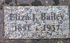 Eliza Bailey