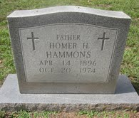 Homer Harvey Hammons
